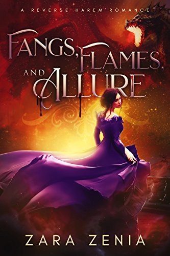 Fangs, Flames, and Allure: A Reverse Harem Romance (Vampire Dragon Shifter Reverse Harem Book 2)