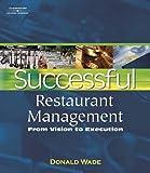 Successful Restaurant Management 9781401819859