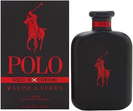 Ralph Lauren Polo Red Extreme Agua de Perfume Vaporizador - 125 ml ...