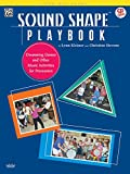 img - for Sound Shape Playbook: Drumming Games and Other Music Activities for Percussion, Book & CD book / textbook / text book