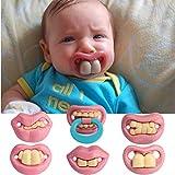 MaltonYO17 - 6 divertidos chupetes para bebés: Amazon.es: Bricolaje ...