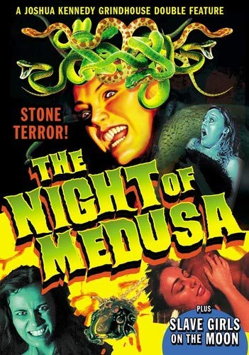The Night of Medusa (2016) / Slave Girls on the Moon (2014)
