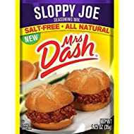 Mrs. Dash, Seasoning Mix, Sloppy Joe, 1.25 Ounce