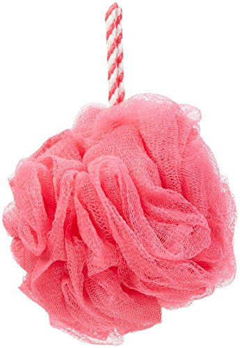 Body Benefits By Body Image - Gentle Bath Sponge, Purple. Perfect For Sensitive Skin. Soft, Cleansing, Exfoliating Sponge For Bathing Or Showering / Showers. For Adults, Children or Babies / Baby