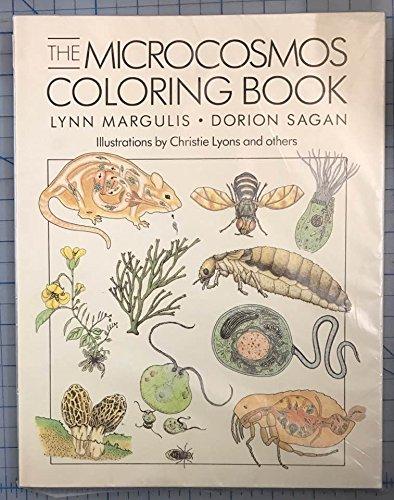 The Microcosmos Coloring Book