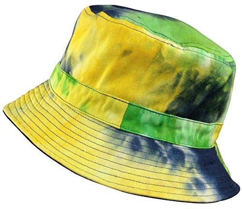 286feb8d Bucket Hat for Men and Women Cool Breathable 100% Cotton Bucket Summer Sun  Cap