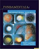 img - for Fundamentals of International Business (with World Map and InfoTrac) book / textbook / text book