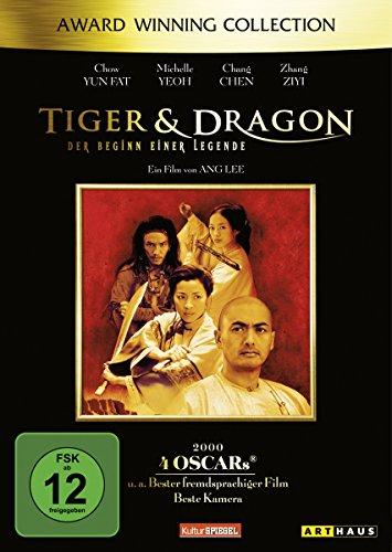 Tiger & Dragon - Der Beginn einer Legende. Award Winning (Award Winning Collection)