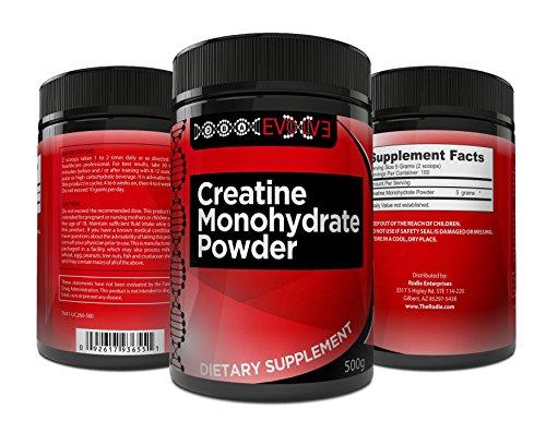 Pure Creatine Monohydrate Powd...