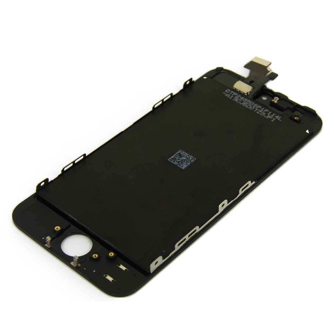amazon com iphone 5 black full lcd display touch screen