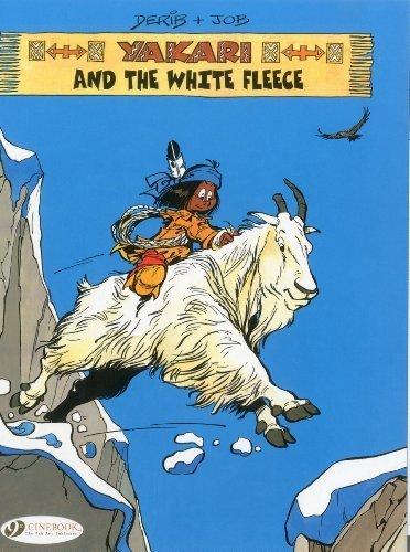 Download Yakari Vol.8: Yakari and the White Fleece by Derib Job (2010-11-04) PDF