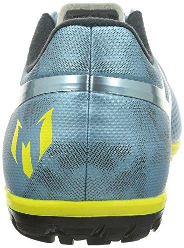 adidas Messi 15.3 TF - Botas para hombre Azul / Amarillo / Negro