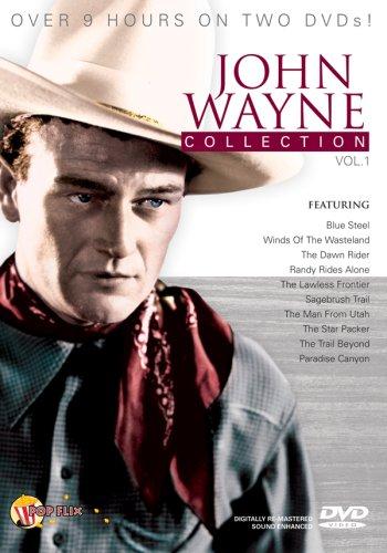 John Wayne Collection, Vol. 1 (Black & White, Amaray Case, 2PC)