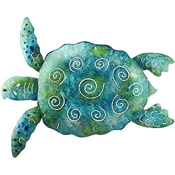Amazon Com Regal Art And Gift Sea Turtle Wall Decor Set