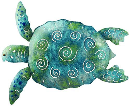 Tropical Turtle - Regal Art &Gift Sea Turtle Wall Decor, 20