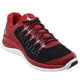 Nike Jordan Mens Jordan Flight Runner 2 Gym Red/White/Black Running Shoe 11.5 Men US For Sale