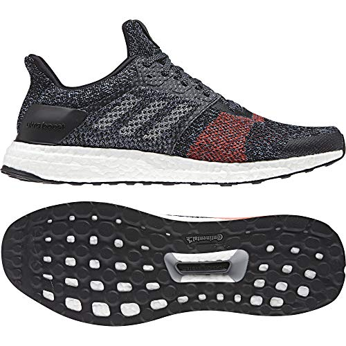 adidas Mens Shoes Running Ultra Boost ST Training Gym Trainers Boost New