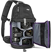 Altura Photo Camera Sling Backpack for DSLR and...
