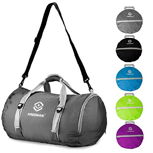Gym Bag Two Shoe Compartments - 8