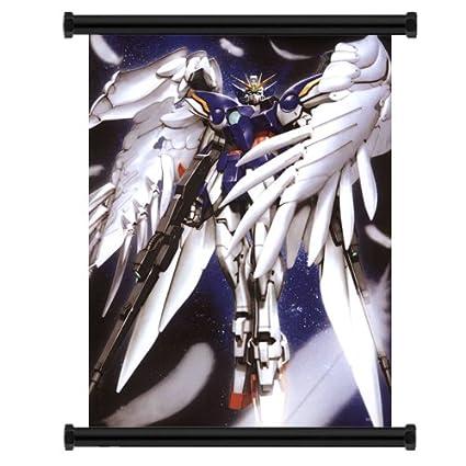 mobile suit gundam wing zero