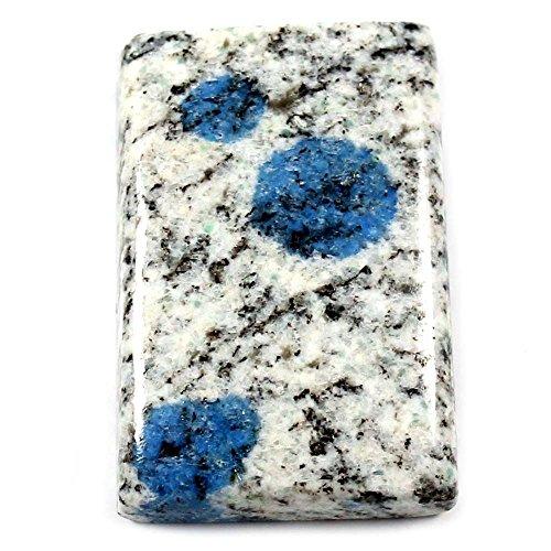 Gems&Jewels 36.10ct Natural Superb Untreated K2 Jasper Designer Gemstone Octagon Cabochon