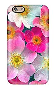 Durable Case For The iphone 5 5s- Eco-friendly Retail Packaging(flower)