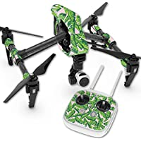 MightySkins Skin For DJI Inspire 1 Quadcopter Drone – Jungle Glam Protective, Durable, and Unique Vinyl Decal wrap cover | Easy To Apply, Remove, and Change Styles | Made in the USA