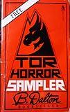 img - for Tor Horror Sampler book / textbook / text book