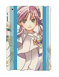 Resignmjwj Case Cover For Ipad 2/3/4 - Retailer Packaging Anime Aria Protective Case