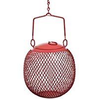Perky Pet Seed Ball Wild Bird Feeder (Red)