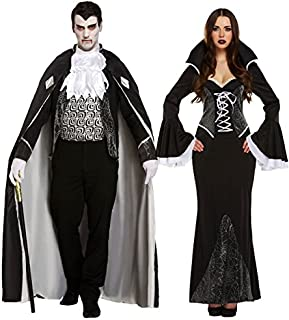 MFD V&ire Couple  sc 1 st  Amazon UK : vampire costume amazon  - Germanpascual.Com