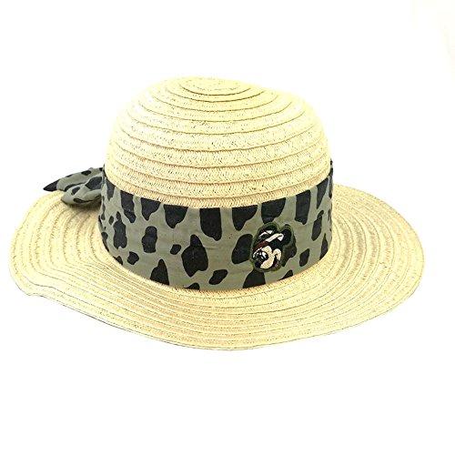 Disney Parks Minnie Mouse Animal Print Safari Sun Hat Youth (Embroidered Safari Hat)