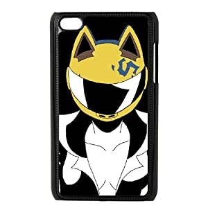 iPod Touch 4 Case Black Durarara Characters Z0019230