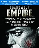 Boardwalk Empire: Season 5 (Bilingual) (Version française) [Blu-ray]