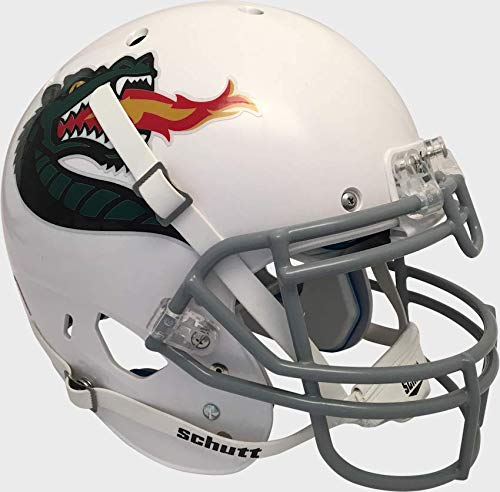 NCAA Alabama Birmingham Blazers UAB On-Field Authentic XP Football Helmet Helmet, Dragon Alt, One Size