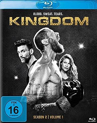 Kingdom - Season 2 Vol. 1 (3 Discs) [Blu-ray]