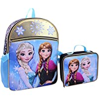 Disney Frozen Frozen Backpack With Lunch Bag