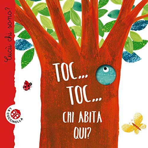 Toc... Toc... Chi abita qui?: Cucù! Indovinelli in rima (Italian Edition)