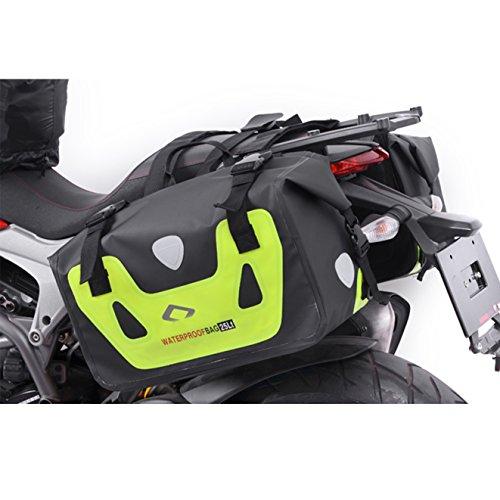 Sport Motorcycle Saddlebags - 8