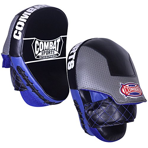 - Combat Sports Contoured Punch Mitts