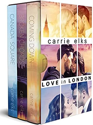 book cover of Love in London Trilogy