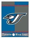 TORONTO BLUE JAYS MLB 27 Inch X 37 Inch Vertical Flag