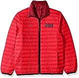 Helly Hansen Jr Barrier Down Insulator Jacket, Goji Berry, Size 12