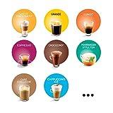 Nescafe Dolce Gusto Cappuccino Capsules 16