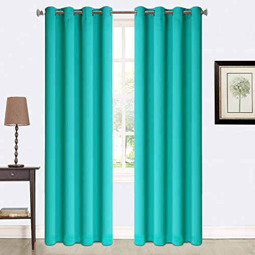 balichun-2-panels-thermal-insulated-solid-grommets-52-inch-by-95-inch-blackout-curtain-turquoise