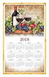 Wine Country Towel 2018 Calendar
