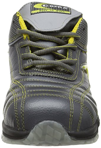 P Yellow 39 002 Cofra Safety Shoes W39 Grey S1 78430 Size SRC