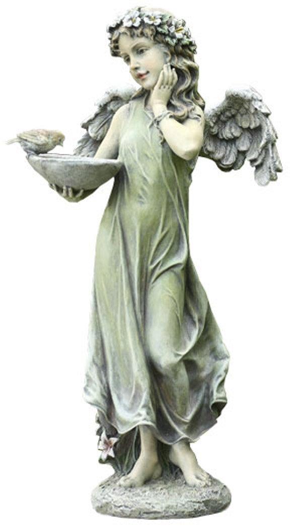 Napco Angel Birdfeeder, 20-3/4-Inch Tall