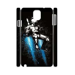 I-Cu-Le Diy case Star Wars Warrior customized Hard Plastic case For samsung galaxy note 3 N9000
