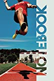 Notebook: Long Jump Practical Composition Book for
